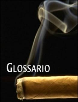 glossario del sigaro